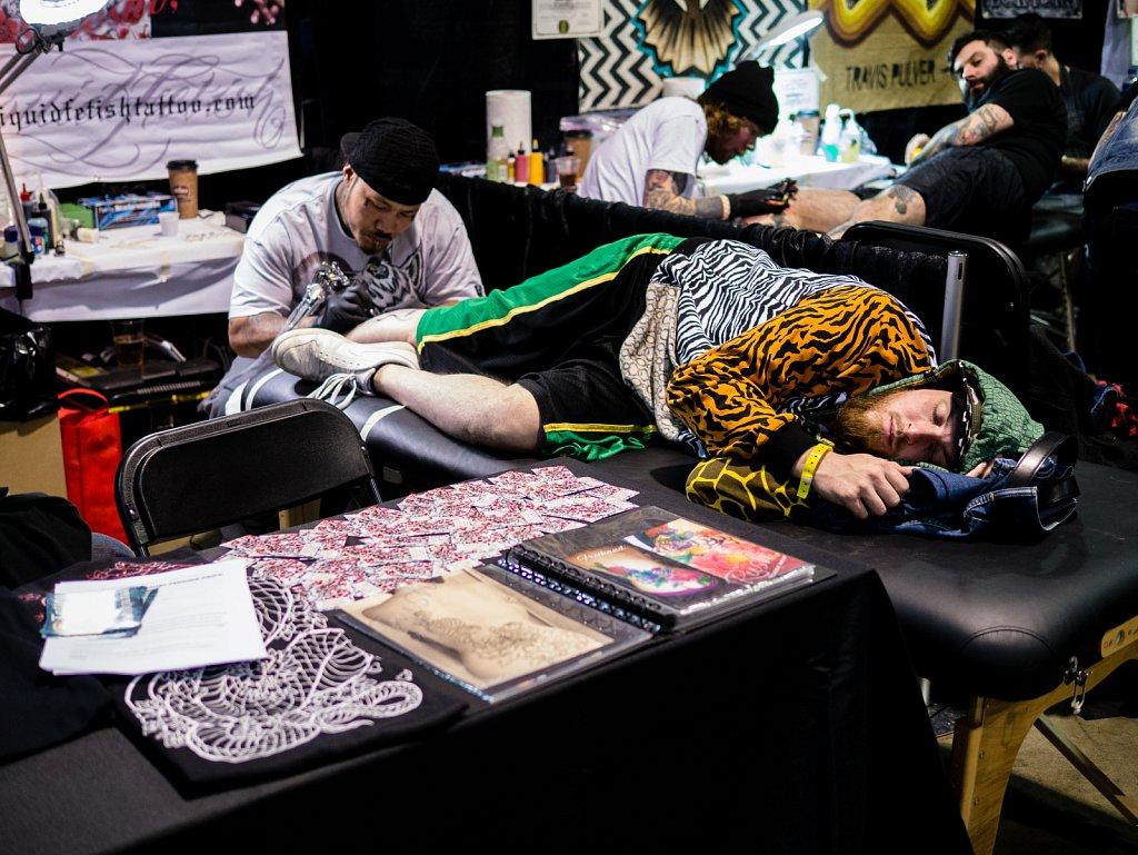 Philadelphia Tattoo Arts Convention, 2014