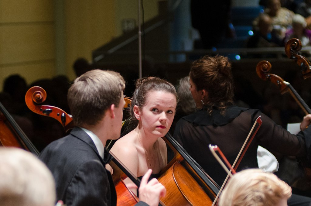 Bucks County Symphony Orchestra - Delaware Valley College 10/18/2014
